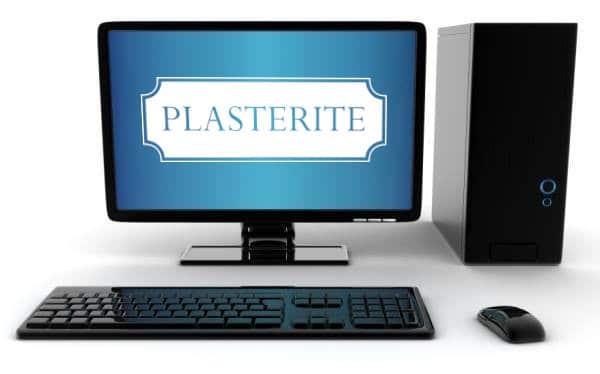 Plasterite has a new website