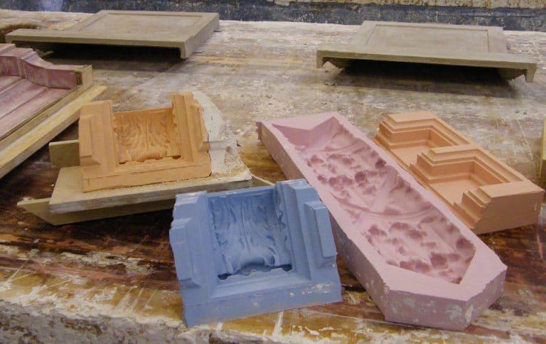 image of decorative plaster moulds