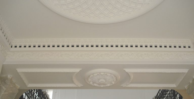 image of fibrous plaster mouldings