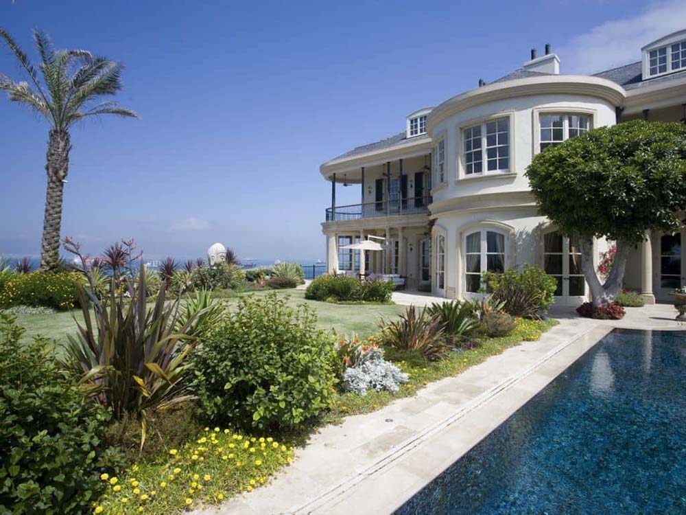 image of admirals place mansion gibraltar